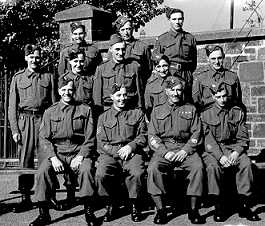 1940 HOme Guard NCO's