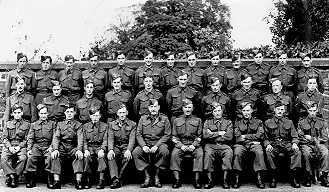 Witheridge Platoon Home Guard 1943